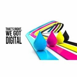 Digital Printing Service, Location: Onsite