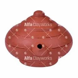 Clay Magic Lamp