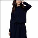 Tokyo Talkies Womens A Line Dress