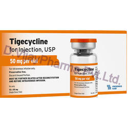 Tigecycline 50 mg Injection