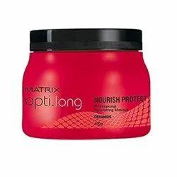 Matrix Opti Long hair spa mrp 685, Packaging Size: 490gm