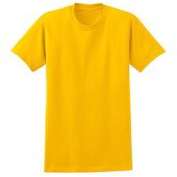 Yellow Boys Half Sleeve T Shirts