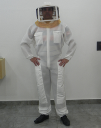 Beekeeping Square Hood Coverall