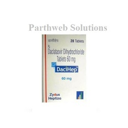 Dacihep 60mg Tablets