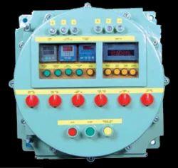 Single Phase Automatic Flp Plc Based Panel