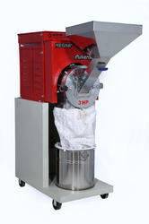 2 IN 1 MS Pulveriser Machine