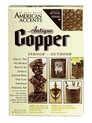 American Accents Decorative Antique Copper Spray Paint