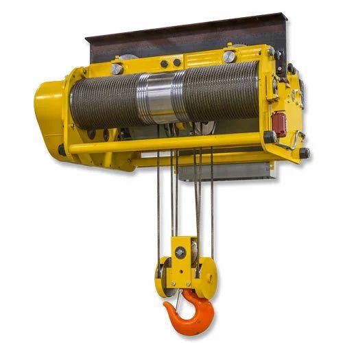 Sumo Rope Drum Hoist Capacity 0 1 Ton Rs 45000 Unit