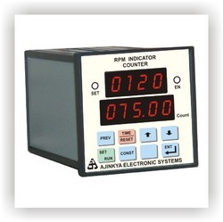 Counter with Rpm Indicator
