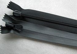 No 10 CFC Nylon Zippers