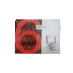 Devnow Drinking Transparent Glass