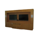 Modern Wooden TV Unit