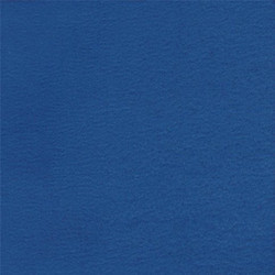 Blue Polyester Fleece Fabric