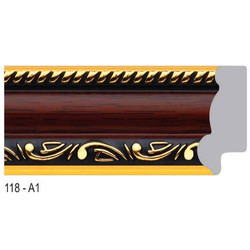 118-A1 Series Photo Frame Moldings