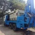 Water Well Drill Rig Truck