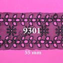 New Arrival Tissue Border Lace