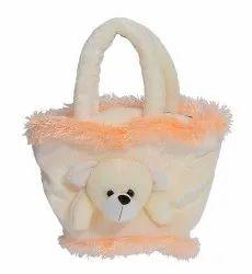 Soft Teddy Handbag