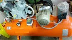 HPSM Reciprocating Air Compressor for Garage Usage, Discharge Pressure: 10 Kg, Model Name/Number: 5 Hp