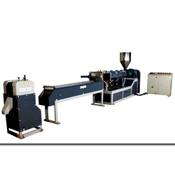 Plastic Reprocess Machine - L / T Shape Plant