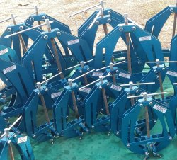 Panchal Fitup Clamp Quick Fit Up Pipe Clamp, Size Range: 6-60 inch, for Pipe Fitting