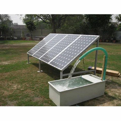 1 Hp Solar Water Pump System