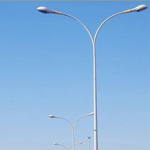 Light Poles Plus: MS Street Light Pole, Mild Steel Street Light Pole