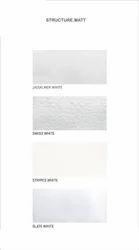 Square 30x60cm Glossy White Ceramic Tile, Thickness: 6 - 8 mm, Size/Dimension: Medium