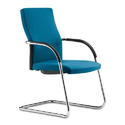Dauphin Shape XP Visitor Chair