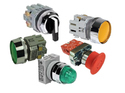 Schneider Electric Switches And Indicators, 12 Volt To 220 Volt