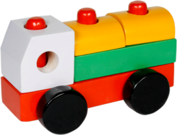 FRP Construct Toy Truck