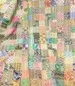 patchwork kantha quilts
