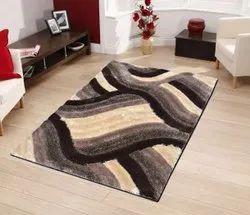 Satya Polyester Kashmiri Carpets, For Home