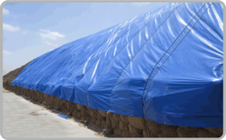 PVC Coated Agricultural Tarpaulin
