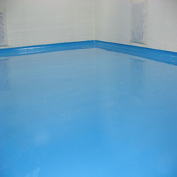 Chemical Resistant Epoxy Floor Coating
