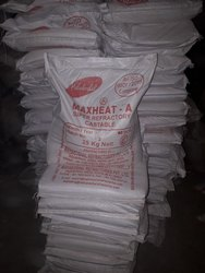 Whytheat - A (MAXHEAT-A)(Mahakoshal REFRACTORIES ), Packaging Type: Bag, Packaging Size: 25 kg