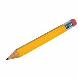 Yellow Black Jumbo Pencil