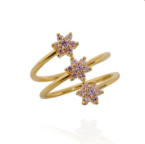 mdc cfm diamonds ring in duo rose rings spiral nyc gold from european engagement diamond
