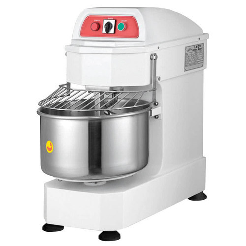 United Stainless Steel Spiral Mixer, Model Name/Number: UKE-20