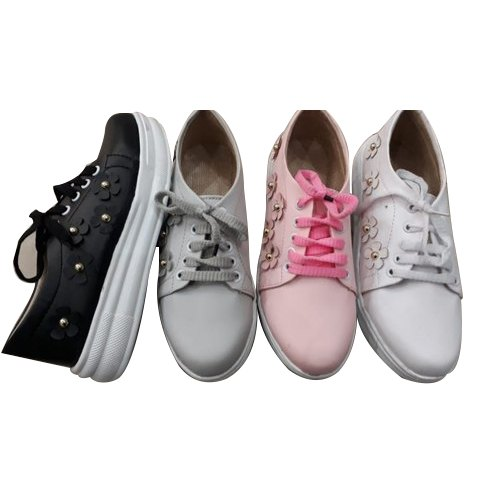 Daily Wear Girls Shoes, Size: 7 To 11