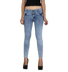 Zadine Denim Woman Jeans