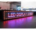 Running LED Display Board