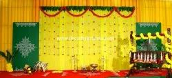Cradle Ceremony Decoration Service, in Local