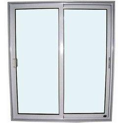 Rectangular Aluminum Sliding Window Frames, Dimension/Size: Customizable