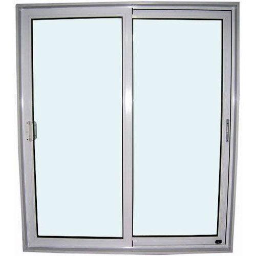 White Aluminium Sliding Window Frames
