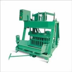 Concrete  Block Making Machine Hollow & Solid