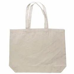 Shoulder Natural Cotton Canvas Bag