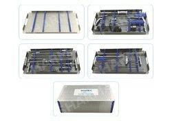 Sharma Steel Gam Nail Instrument Set, Size: Std