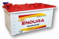 Zen Endura 3 Years Jmt-1200 Tubular Battery, for Inverter