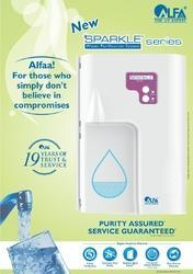Alfa Domestic Water Purifier for Residential Projects, For Industrial
