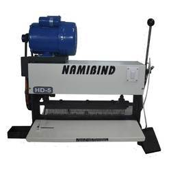 Namibind Spiral Binding Machine- Coil Binding Machine, Model Name/Number: HD-5